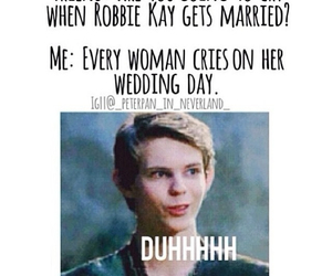 funny, robbie kay, and lol image
