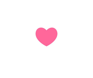 hearts, pastel, and photography image