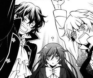 manga, pandora hearts, and Oz image