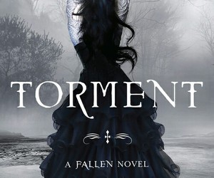 torment, lauren kate, and fallen series image