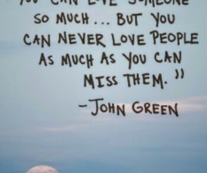 love, miss, and quote image