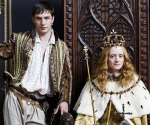 tom hardy and the virgin queen image