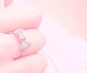 jewelry, kawaii, and pink image