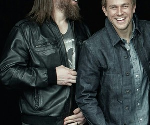 best friends, handsome, and ryan hurst image