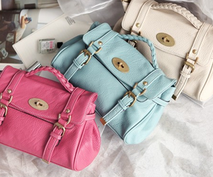 accessories, bags, and girly image