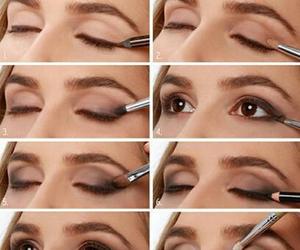 make, maquiagem, and tutorial image