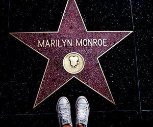 star, Marilyn Monroe, and hollywood image