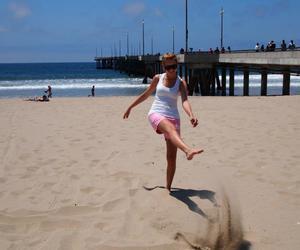 beach, photo, and noranf image