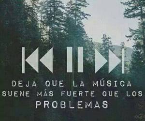 music and problem image