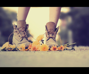 shoes, girl, and pretty image