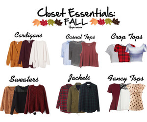 clothes, fall outfits, and fall image