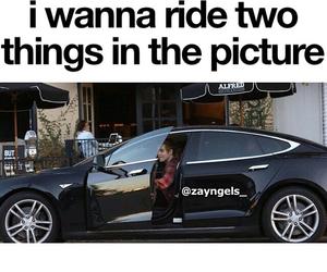 luke hemmings, car, and funny image