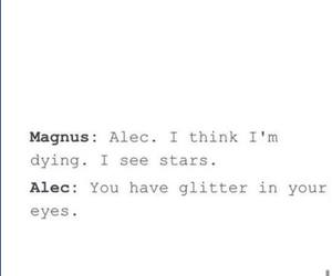 maleç, magnus bane, and the mortal instruments image