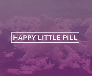 troye sivan, happy little pill, and music image