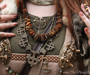 norse, warrior, and viking image