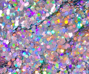 glitter, pink, and purple image