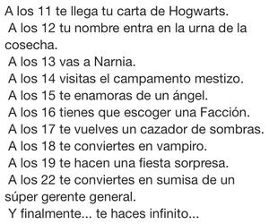 hogwarts, narnia, and percy jackson image