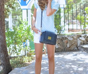 clothes, style, and bag image