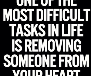 heart, heartbreak, and quote image