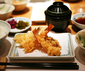 food and tempura image