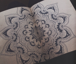drawing, pen, and pretty image
