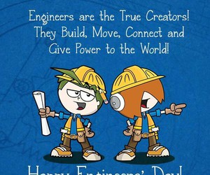 happy, proud, and engineers image