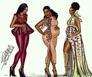beautiful and mother image