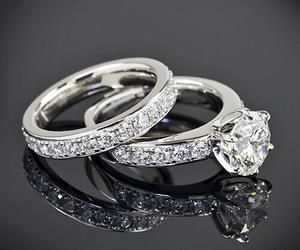 ring, wedding, and perfect image