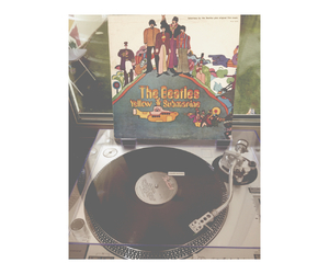 music, thebeatles, and love image