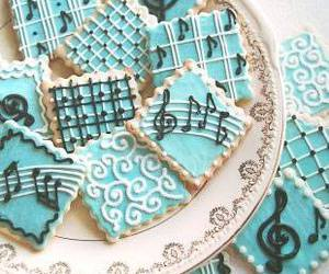 cake, Cookies, and sweet image