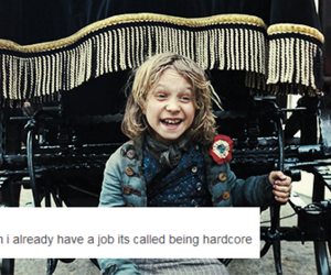 gavroche, les miserables, and movie image