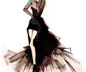 Lady gaga, fashion, and art image
