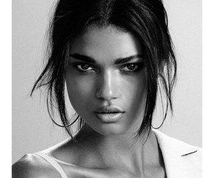 black and white, brazilian, and fashion image