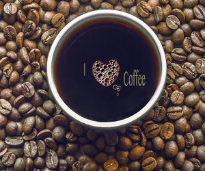 aroma, coffee, and sweet image