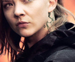 beautiful, Natalie Dormer, and mockingjay image