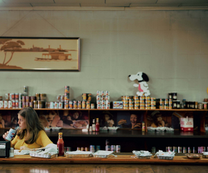 american, girl, and dining image