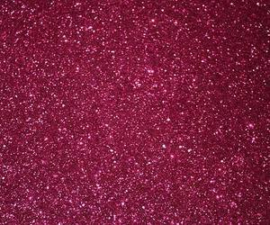 pink, glitter, and background image