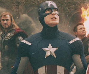 2012, Avengers, and captain america image