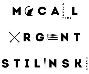 teen wolf, stiles, and argent image