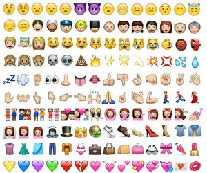 emoticons and wallpaper image