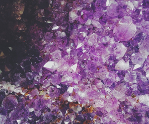 purple, magic, and shine image