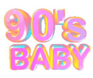 90s, overlay, and aesthetic image