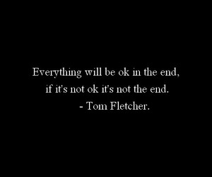 quote and tom fletcher image
