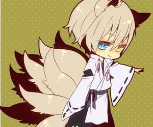 anime, chibi, and inu x boku ss image