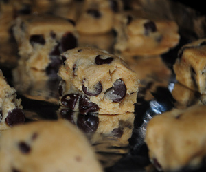 chocolate, cookie, and food image