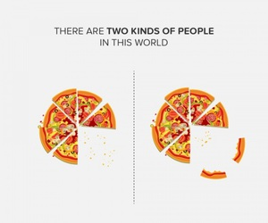 pizza, people, and funny image