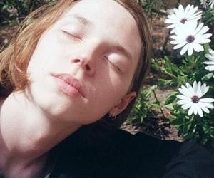 jack kilmer and flowers image