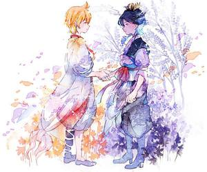 handsome, king, and magi image