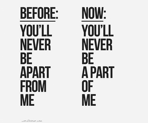 text, before, and now image