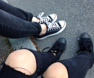 converse, fashion, and cool image